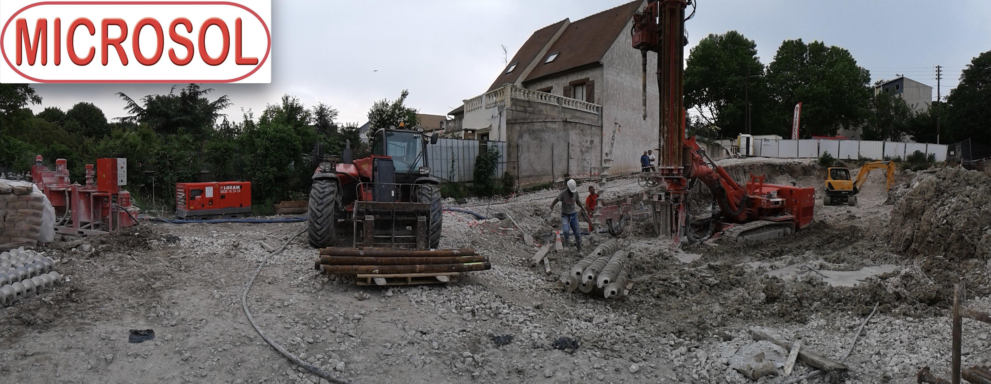 CONSTRUCTION D'UN COLLECTIF